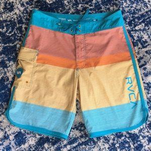 644d5c9853 RVCA Swim | Mens Boardshorts Size 31 | Poshmark